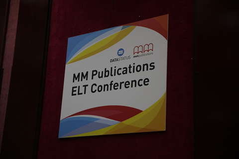 MM Publications ELT Conference, 18 March 2017