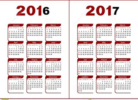 kalendar za skolsku 2016-2017