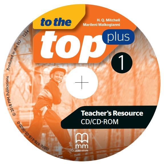 Teacher's Resource CD-ROM